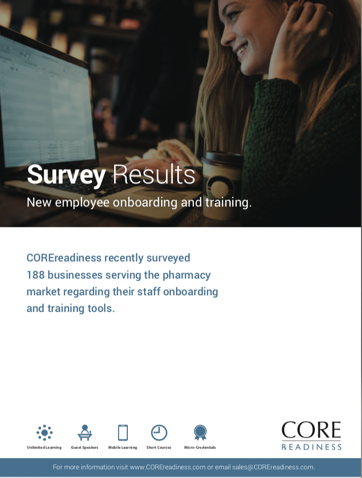 READINESS Business Onboarding Training Survey Results